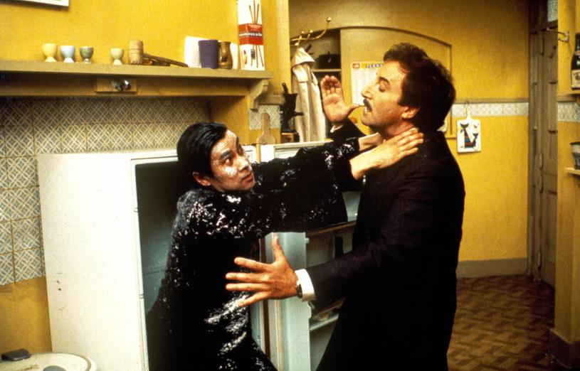 Burt Kwouk w kolejnym ataku na inspektora Clouseau /Moviestore/REX/Shutterstock /East News