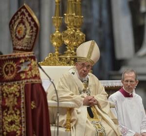 Burza po słowach papieża Franciszka o ludobójstwie