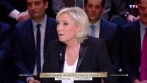 Burzliwa debata prezydencka we Francji