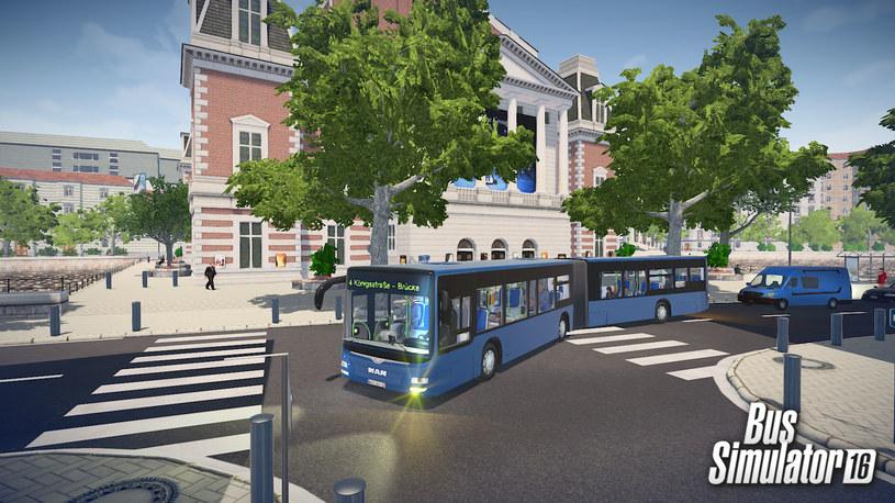 Bus Simulator 16 /materiały prasowe
