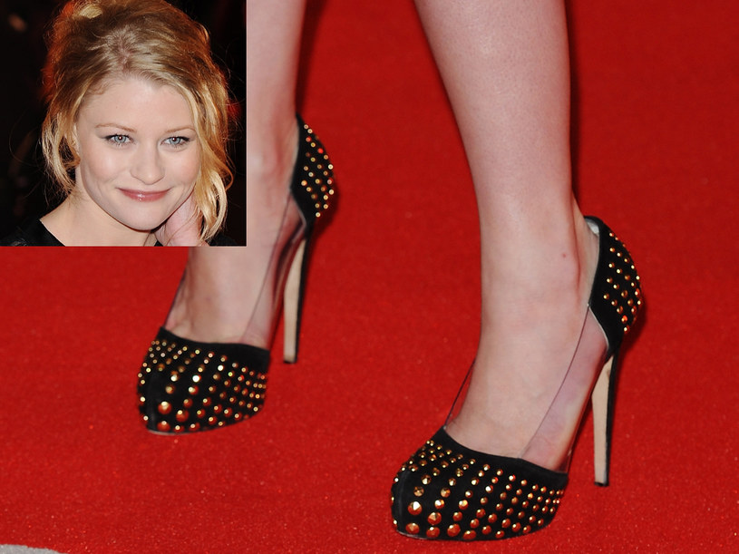 Buty Emilie de Ranvin   /Getty Images/Flash Press Media