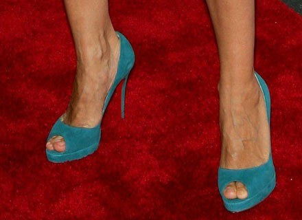Buty Sarah J. Parker /Getty Images/Flash Press Media