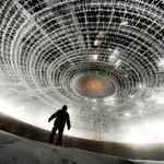 Buzłużdża - statek kosmiczny, którym przyleciał komunizm