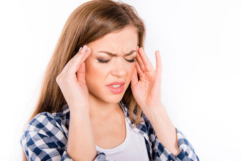 By ból głowy nie przeszkadzał ci w codziennych czynnościach, musisz o tym pomyśleć, zanim się pojawi /123RF/PICSEL