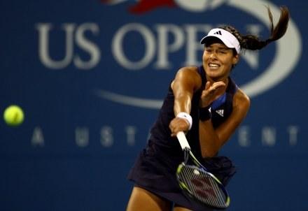 Była liderka rankingu WTA - Ana Ivanović. /AFP