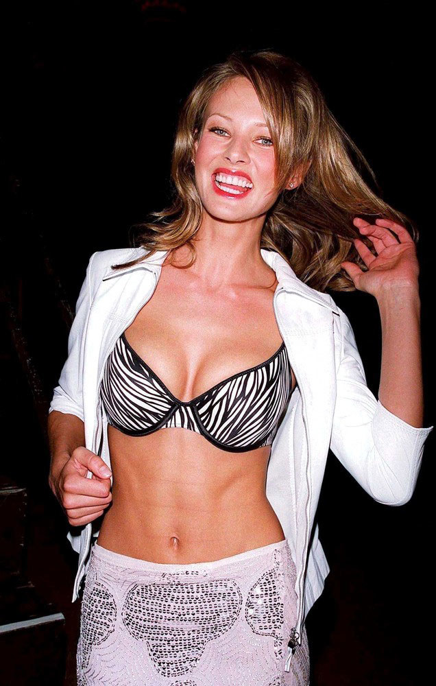 Była pierwszą Polką, która pokazała się na pokazie Victoria's Secret /East News