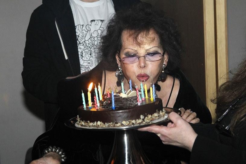 Była zachwycona, gdy w Polsce urządzono jej wcześniejsze urodziny  /AKPA