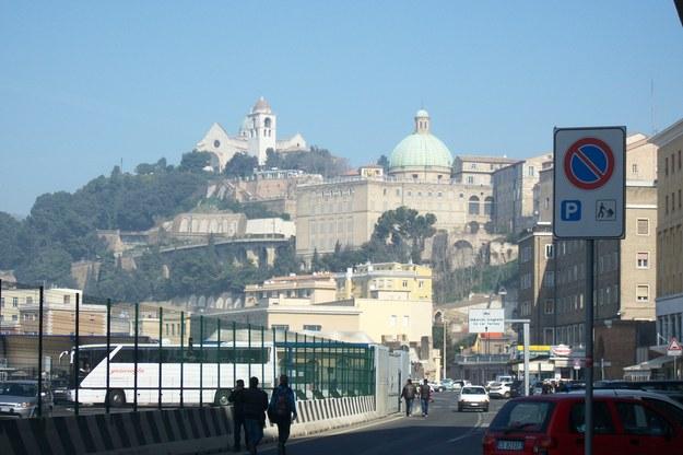 Bylam w Anconie  czesc I - sza
