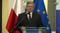 Byli polscy prezydenci o Unii Europejskiej