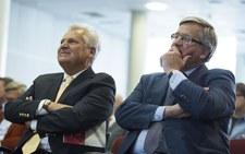 Byli prezydenci krytycznie o referendum konstytucyjnym