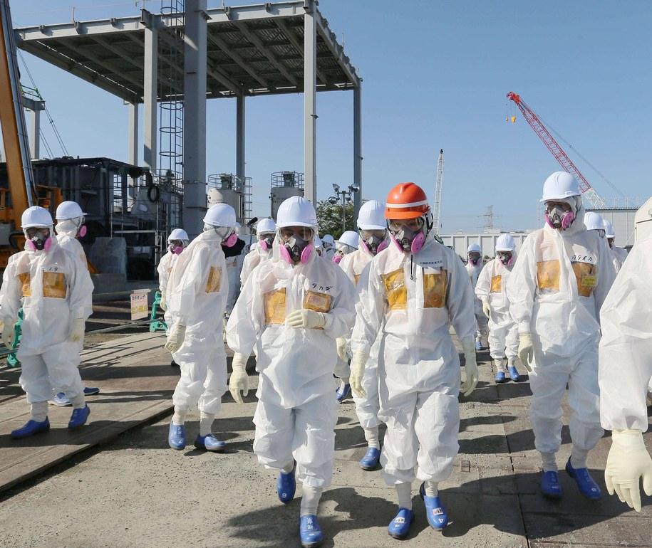 Byli szefowie TEPCO oskarżeni o zaniedbania w sprawie Fukushimy. Zdjęcie ilustracyjne /* /PAP/EPA