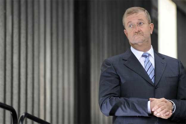 Były dyrektor wykonawczy  Porsche Wendelin Wiedeking /AFP