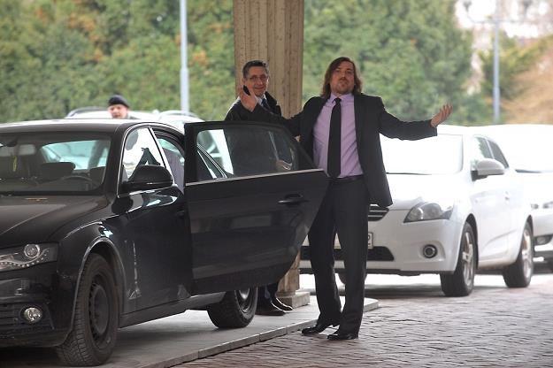 Były już agent Tomek, który rozkochiwał w sobie kobiety... / Fot: Witold Rozbicki /Reporter