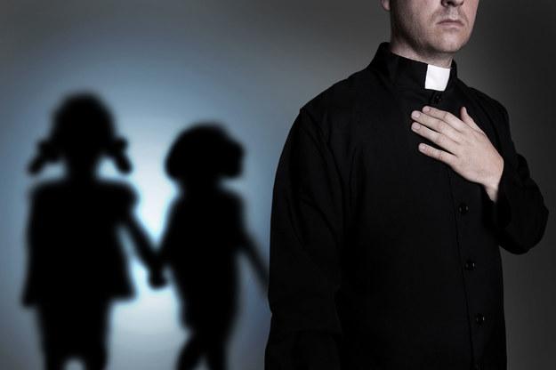 Były już duchowny dopuścił się przestępstw seksualnych wobec dziewcząt (fot. ilustracyjna) /123RF/PICSEL