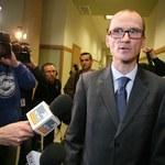 Były minister sportu odbywa karę w zakładzie karnym