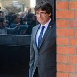 Były premier Katalonii zwolniony z niemieckiego więzienia