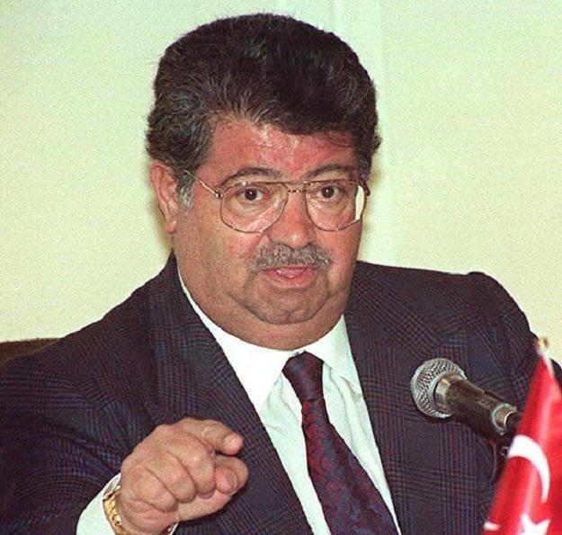 Były prezydent Turgut Ozal /AFP/Agencja FORUM