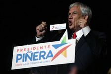 Były prezydent wygrał wybory prezydenckie w Chile