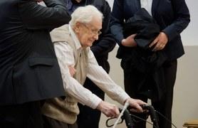 Były strażnik z Auschwitz przed sądem