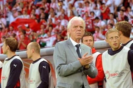Były trener reprezentacji Polski - Leo Beenhakker /AFP