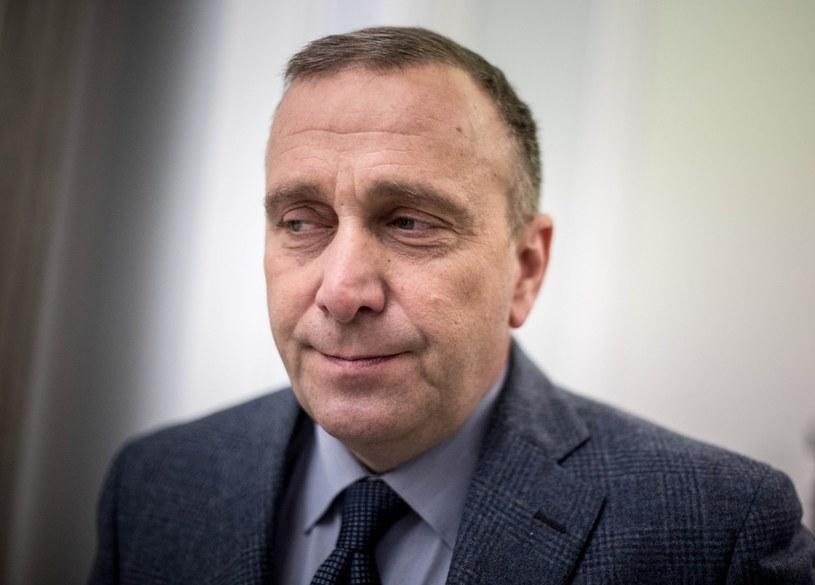 Były wiceszef PO Grzegorz Schetyna. /Andrzej Iwańczuk /Reporter