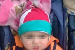 Bytomska policja szuka rodziców porzuconego rocznego chłopca