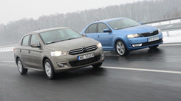 C-Elysee i Rapid powstały według nieco innych założeń. Ma to wpływ na ceny aut. /Motor