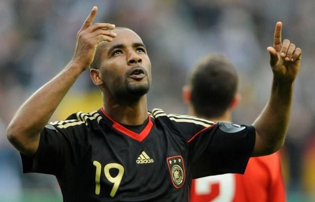 Cacau zdobył dwa gole dla Niemiec /AFP