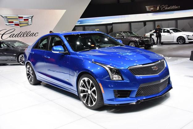 Cadillac ATS-V /Newspress