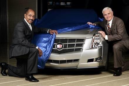 Cadillac CTS / Kliknij /INTERIA.PL