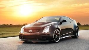 Cadillac CTS-V Coupe o mocy… 1243 KM