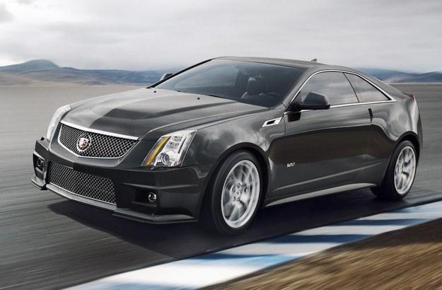 Cadillac CTS-V coupe /