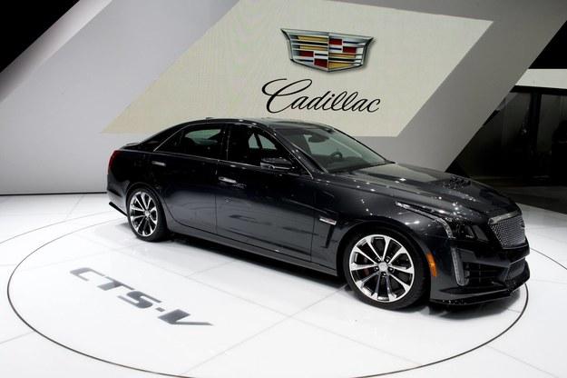 Cadillac CTS-V /magazynauto.pl