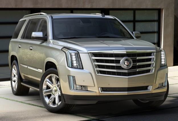 Cadillac Escalade będzie miał silnik Diesla /