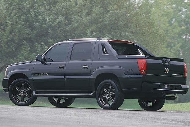 Cadillac Escalade EXT / kliknij /INTERIA.PL