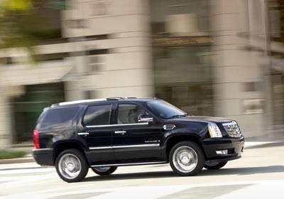 Cadillac Escalade / Kliknij /INTERIA.PL