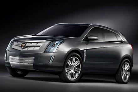 Cadillac provoq / Kliknij /INTERIA.PL