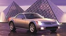 Cadillac XLR /INTERIA.PL