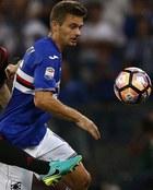 Cagliari Calcio - Sampdoria Genua 2-1. Karol Linetty zaliczył asystę