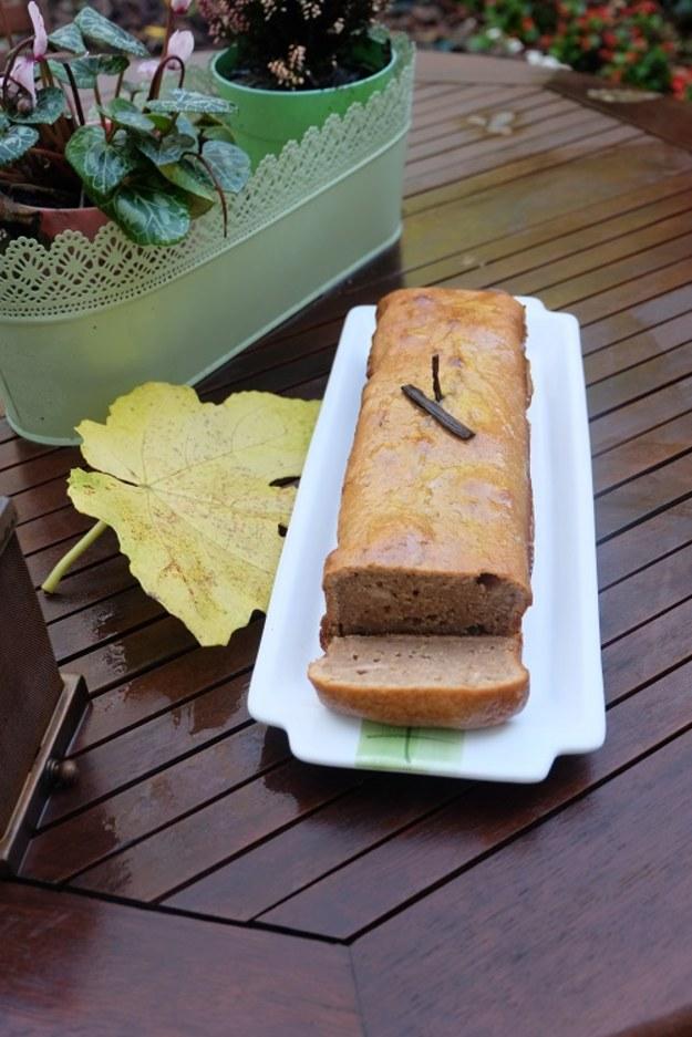 Cake banan