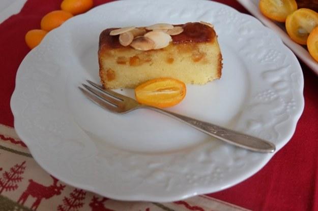 Cake cytrusowy