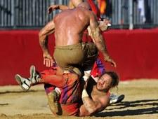 Calcio Fiorentino - futbol w stylu gladiatorów