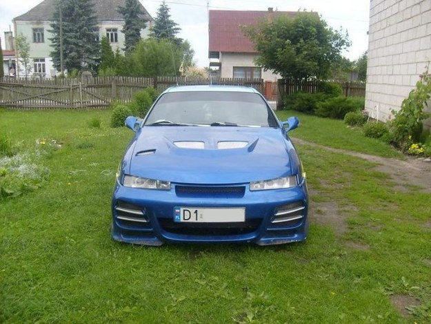 Calibra tuning.