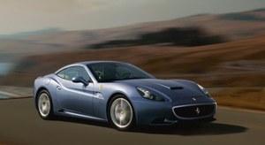 California debiutowała w 2008 roku. /Ferrari
