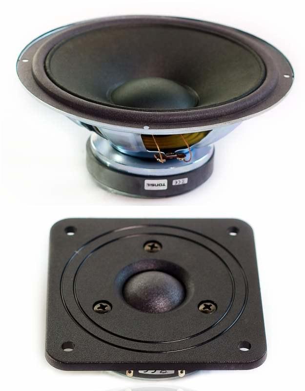 Całkowicie nowymi produktami Tonsil będzie gama głośników nisko, średnio i wysokotonowych /materiały prasowe