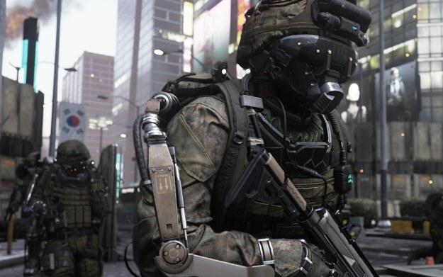 Call od Duty: Advanced Warfighter /materiały prasowe