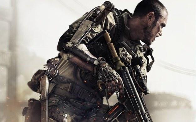 Call of Duty: Avanced Warfare /materiały prasowe