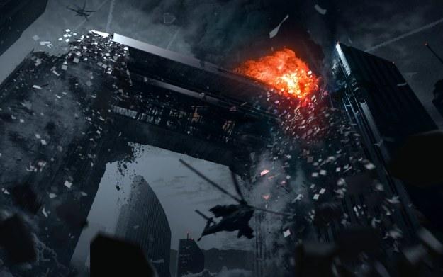 Call of Duty: Ghosts - grafika promująca bonusową mapę /materiały prasowe