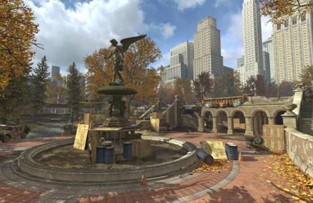 Call of Duty: Modern Warfare 3 - pierwszy screen z dodatku do gry /CDA