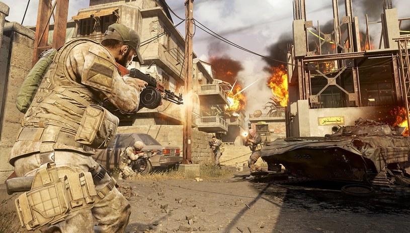 Call of Duty: Modern Warfare Remastered /materiały prasowe